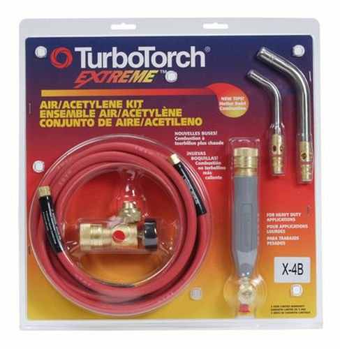 Victor TurboTorch 0386-0336 X-4B A/C and Refrig Kit