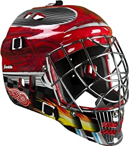 Franklin Chicago Blackhawks Street Hockey Goalie Mask - Chicago Blackhawks One Size