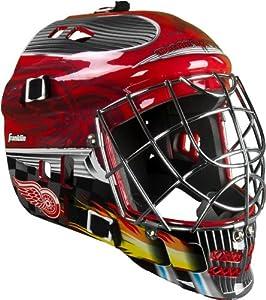 Buy Franklin NHL Team SX COMP GFM 100 Street Hockey Goalie Mask [YOUTH] by Franklin