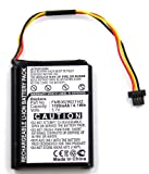 Battery compatible with Tomtom 340S LIVE XL, 4EG0.001.08, One XL 340, One XL 4EG0.001.17, Pro 4000, XXL