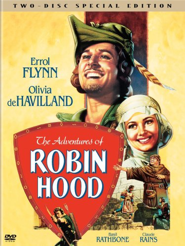 Adventures of Robin Hood [DVD] [1938] [Region 1] [US Import] [NTSC]