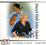 echange, troc Daryl Hall & John Oates - Live in Las Vegas Nv 11.04.05