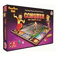 Chhota Bheem Board Game CONQUER - The Throne Of Bali