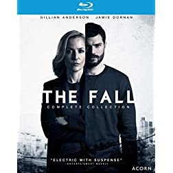 The Fall: Complete Collection [Blu-ray]