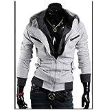 Xcostume アサシン 衣装 コス 通販 パーカー AC3 アサシン 衣装 通販 ジャケット aアサシンクリード オンライン クリードデズモンド マイルズ cos衣装 ジャケットパーカー 衣装