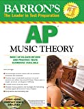Image of Barron's AP Music Theory with Audio Compact Discs