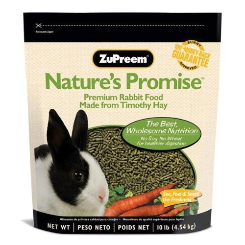 High Fiber Rabbit Safe Food