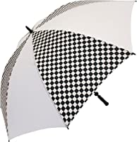 Haas-Jordan Racing Umbrella, White from Haas-Jordan