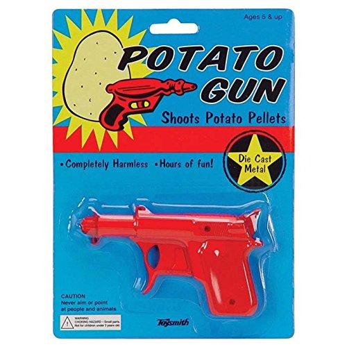 Potato Gun (Die-Cast) Also serves as a limited roll cap gun. (Spud Gun compare prices)