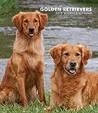 Golden Retrievers 2013 Calendar