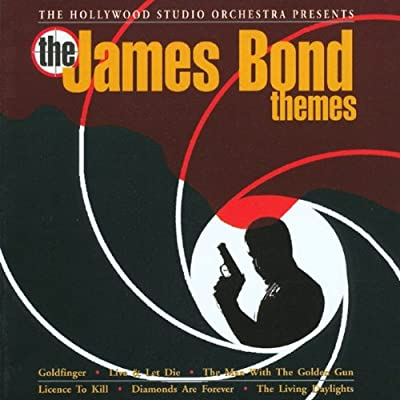 The James Bond Themes