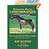 Miniature Horse Conformation: What to Look For & What to Avoid; with Photo Disk