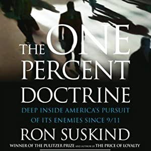 The One Percent Doctrine Audiobook