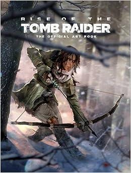 Art of tomb raider book
