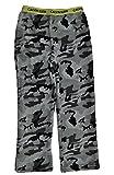 Calvin Klein Big Boys CK Camo Plush Pajama Pant