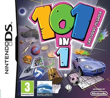 101-In-1 Explosive Megamix (Nintendo DS) [Importación inglesa]