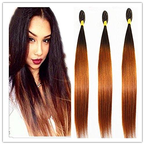 xqxhair-top-8a-ombre-braizilian-cabello-recto-dos-tonos-1b-27-cabello-humano-tejido-de-color-brasile