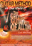 echange, troc Guitar Method: Greatest Guitar Riffs of All Time [Import USA Zone 1]