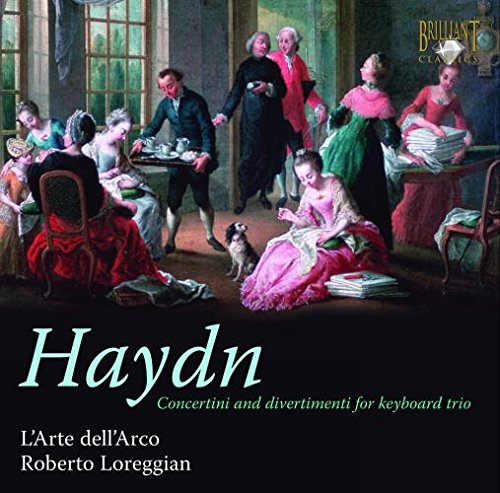 haydn-concertini-and-divertimenti-for-piano-and-strings