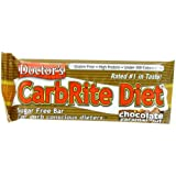 Universal Nutrition Carbrite Diet Bar, Chocolate Caramel Nut, 2 Oz. Bars, 12 Pack