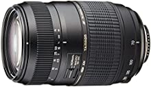 Comprar Tamron A17NII AF 70-300 mm F/4-5.6 Di LD MACRO 1:2 - Objetivo para Nikon (distancia focal 70-300mm, apertura f/4-5.6, macro, diámetro: 62mm), negro