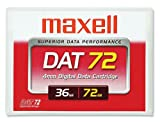 Maxell DDS5 DAT 72 Data Tape Cartridge 4mm 36-72GB 170m Ref 400147