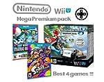 Nintendo Wii U Premium Pack 32GB + Ma...