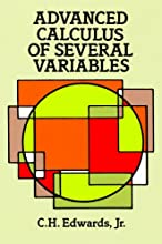 Advanced Calculus of Several Variables Dover Books on Mathematics