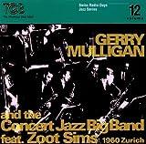 echange, troc Gerry Mulligan Concert Band - Zurich 1960