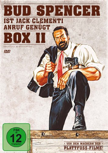Bud Spencer ist Jack Clementi, Box 2 [3 DVDs]