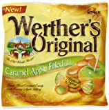 Werthers Original Caramel, Apple Filled, 5.5-Ounce (Pack of 6)