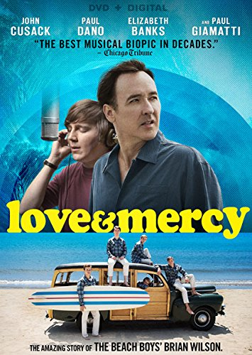 Love & Mercy - DVD + Digital