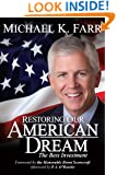 Restoring Our American Dream