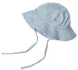 Zutano Baby Girls\' Sun Hat - Periwinkle - 24 Months