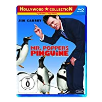 Mr. Poppers Pinguine [Blu-ray]