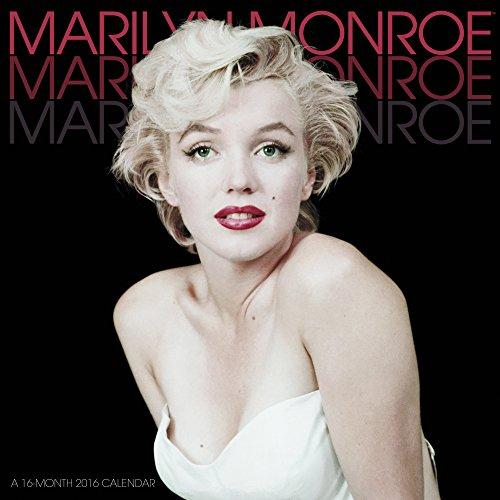 Marilyn Monroe Wall Calendar (2016)