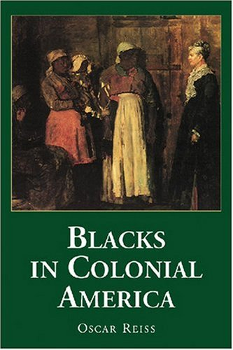 Blacks in Colonial America