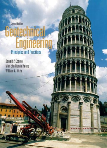 Geotechnical Engineering: Principles & Practices (2nd...
