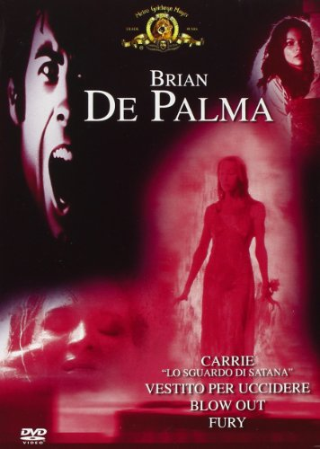 Brian De Palma collection - Carrie - Lo sguardo di Satana + Vestito per uccidere + Blow out + Fury [4 DVDs] [IT Import]