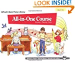 Alfred's Basic All-In-One Course, Bk...