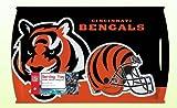 Cincinnati Bengals Serving Tray