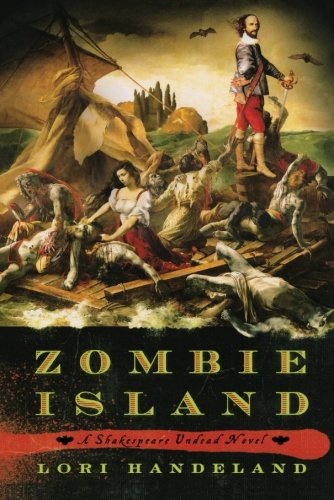 Image of Zombie Island: A Shakespeare Undead Novel
