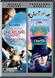 Lemony Snicket's/ Charlie and the Chocolate Factory (DBFE) (Bilingual)