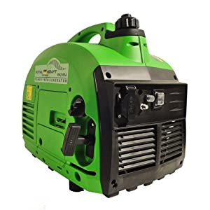stromerzeuger generator inverter 2000 watt rk2500a gr n. Black Bedroom Furniture Sets. Home Design Ideas