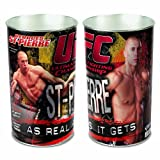 UFC Mixed Martial Arts George St Pierre Wastebasket
