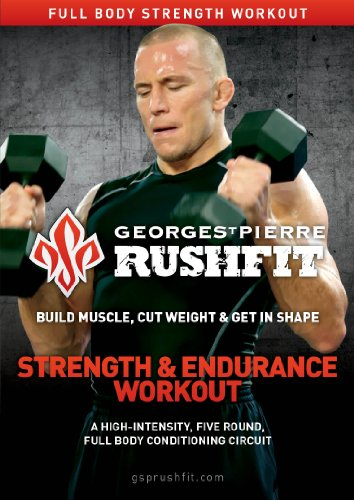 Georges St. Pierre Rushfit: Strength and Endurance Workout