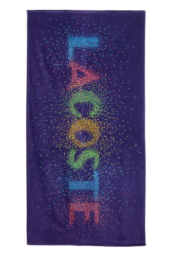 Speckles Beach Towel