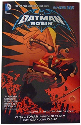Batman and Robin, Vol. 4: Requiem for Damian
