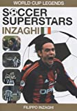 echange, troc Soccer Superstars: World Cup Heroes - Filippo Inzaghi [Import allemand]