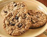 Oatmeal Raisin Frozen Cookie Dough